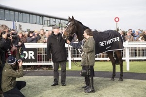Somersby winner of the Haldon Gold Cup