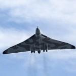 Avro Vulcan Bomber at Dawlish Air Show