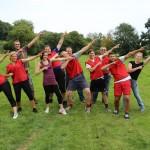 Ashcombe Olympics Team