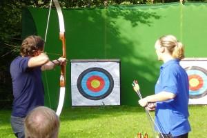 Archery at Ashcombe