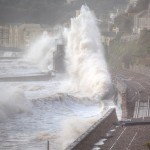 Dawlish Damaged