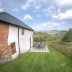 Owl Cottage's new garden
