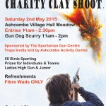 The Bramble Bashers Clay Shoot  – 2nd May 2015
