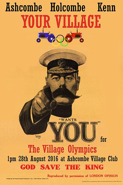 Village Olympics 2016