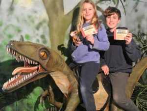 Dinosaur Quest at Kent's Cavern
