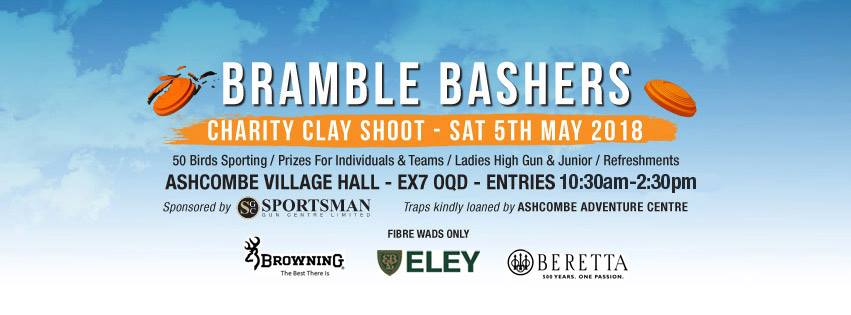 The Bramblebashers Charity Clay Shoot