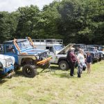 Scuffle Trucks at Ashcombe Village Fete and Country Show
