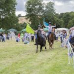 Riding Displays at Ashcombe Village Fete and Country Show