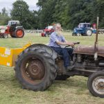Parade of Tractors at Ashcombe Village Fete and Country Show
