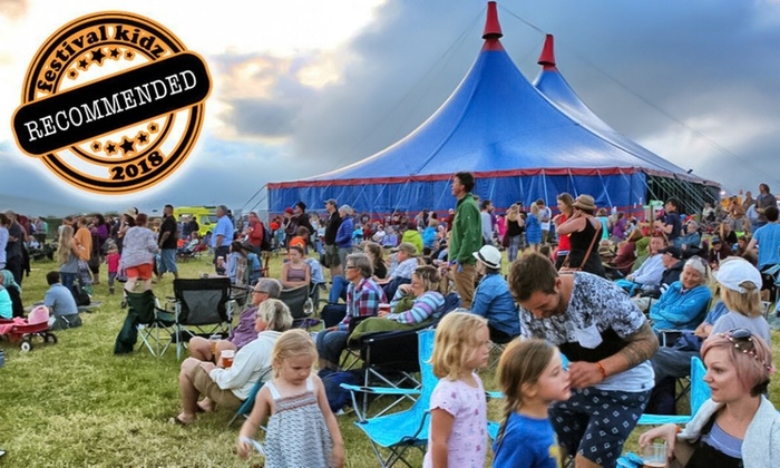 Chagstock is a Children Friendly Festival