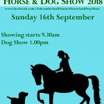 The Ashcombe Horse & Dog Show 2018